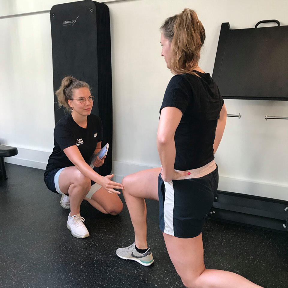 The Gym Fysiotherapie Amsterdam Zuid