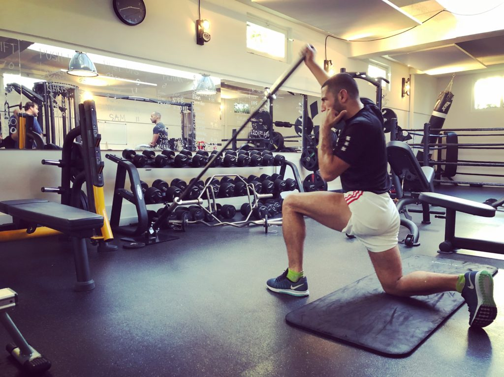 Raci Bostanci The Gym Fysiotherapie
